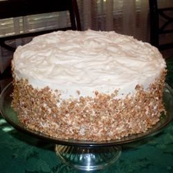 Carrot Cake III photo by Wendy Stewart - Allrecipes.com - 282285