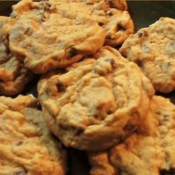 Amy's Chocolate Chip Cookies Recipe