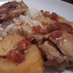 puerto rican chicken by marislatintwist flavorful chicken and tender ...