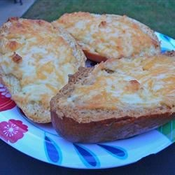 Photo of Best Ever Cheese Bread by Tab Douglas