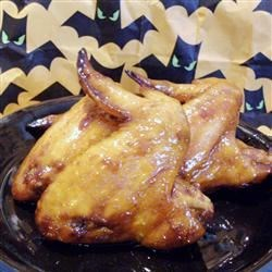 Bat Wings Recipe