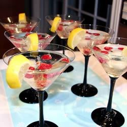 Bellini Meanie Martini Recipe