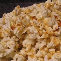 Photo of Sweet and Spicy Popcorn by Flo  Burtnett