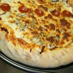 Jay's Signature Pizza Crust