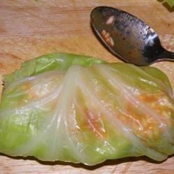 Guluptsie (Cabbage Rolls) Recipe