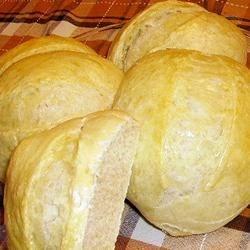 Sour dough rolls