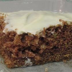 Green Tomato Cake Recipe