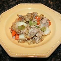 Easy Pheasant Casserole Recipe