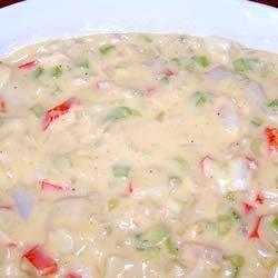 Christmas Seafood Casserole Recipe