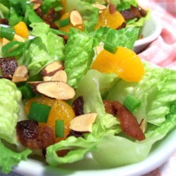 Almond Mandarin Salad Recipe