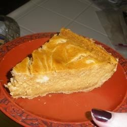 Pumpkin Swirled Cheese Cake Recipe