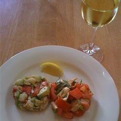 Photo of Lobster Avocado Salad by Tina A.