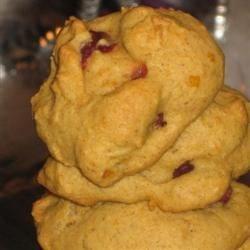 Cranberry~Pumpkin Cookies