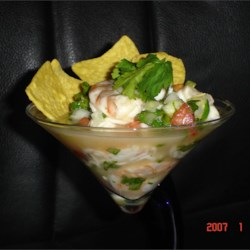 Javi's Really Real Mexican Ceviche Recipe