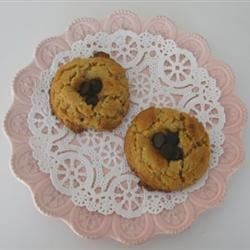 Peanut Butter and Chocolate Bird Nests