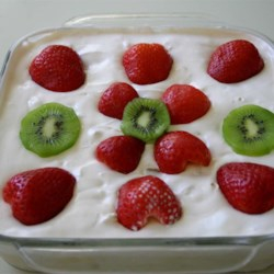 Fruity Pudding Recipe