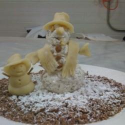 Divinity Snowman