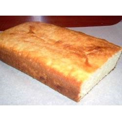Coconut Loaf Recipe