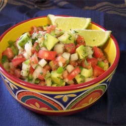 Image of Avocado Salad, AllRecipes