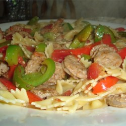 Sweet Sausage Marsala Recipe