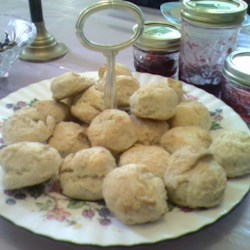 Yummy Tea Biscuits!
