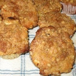 Image of Apple Nut Muffins, AllRecipes