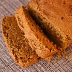 Pumpkin Bread (Gluten-Free)