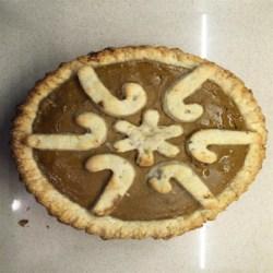 Chia Pumpkin Pie