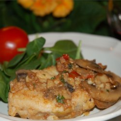 Monkfish Provincial Recipe Allrecipes Com