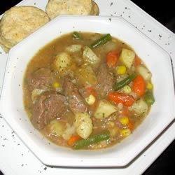Beef Stew I Recipe