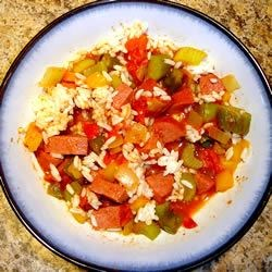 Turkey Jambalaya Recipe