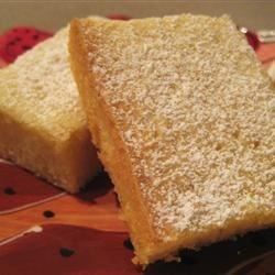 Image of Almond Bars, AllRecipes