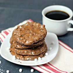 Christmas cookie recipes allrecipes flourless hot cocoa cookies recipe these flourless mexican hot chocolate cookies capture the coziness of forumfinder Gallery