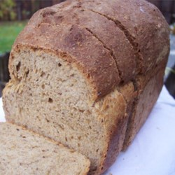 Mustard Wheat Rye Sandwich Bread Recipe