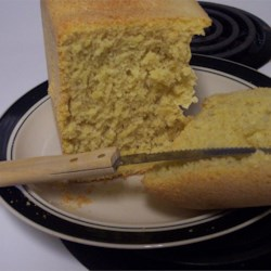 Crusty Cornbread Recipe