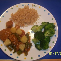 Sweet and Sour Seitan Recipe