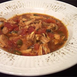 Slow Cooker Chicken Creole Recipe