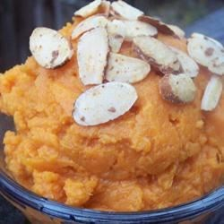 Mashed Sweet Potatoes by Jean Carper Recipe