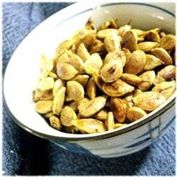 Photo of Cinnasweet Pumpkin Seeds by Cathy Carson Goins
