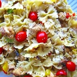 Chicken Pasta - Shannon Style Recipe