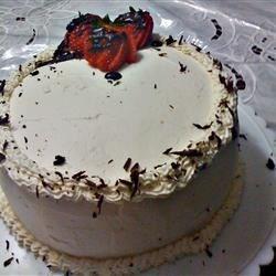 my first cake ^_^