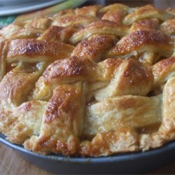 Butter Flaky Pie Crust Recipe