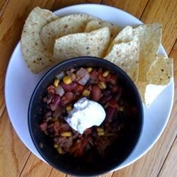 Photo of Mexican Chocolate Chili by saraeudy