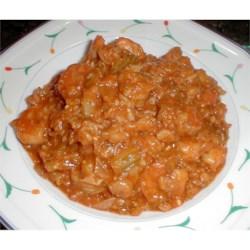Ann's Shrimp Etoufee