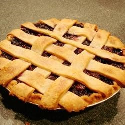 Double Cherry Pie II Recipe