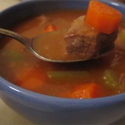 Pauline Werner's Beef Stew Recipe