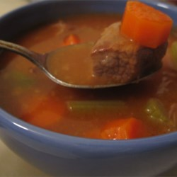 Pauline Werner's Beef Stew