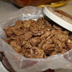 Photo of Sweet Coated Pecans by Debbie