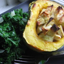 Image of Apple-Stuffed Squash, AllRecipes