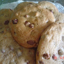 The De Leon Chocolate Chip Cookies Recipe